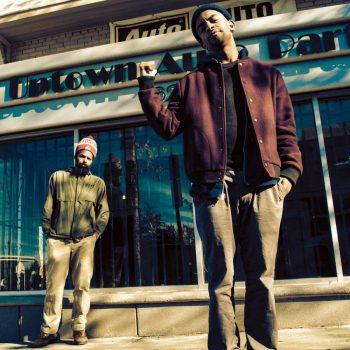 Flex Mathews and Damu The Fudgemunk-Dreams and Vibrations