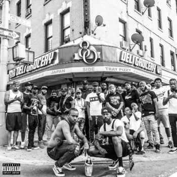 Tray Pizzy & Japan-80 Side