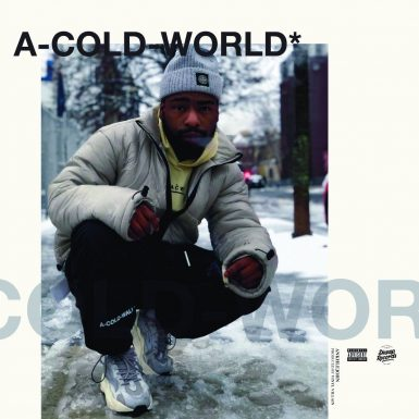 Ankhlejohn - A Cold World