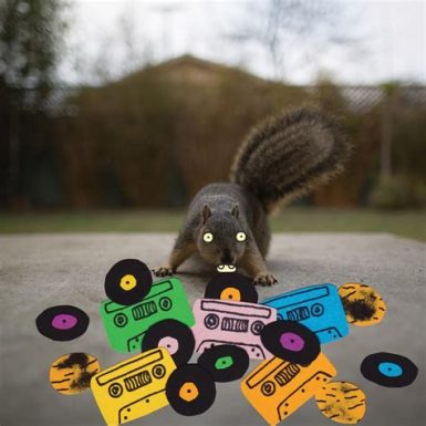 Evidence - Squirrel beat tape volume 1